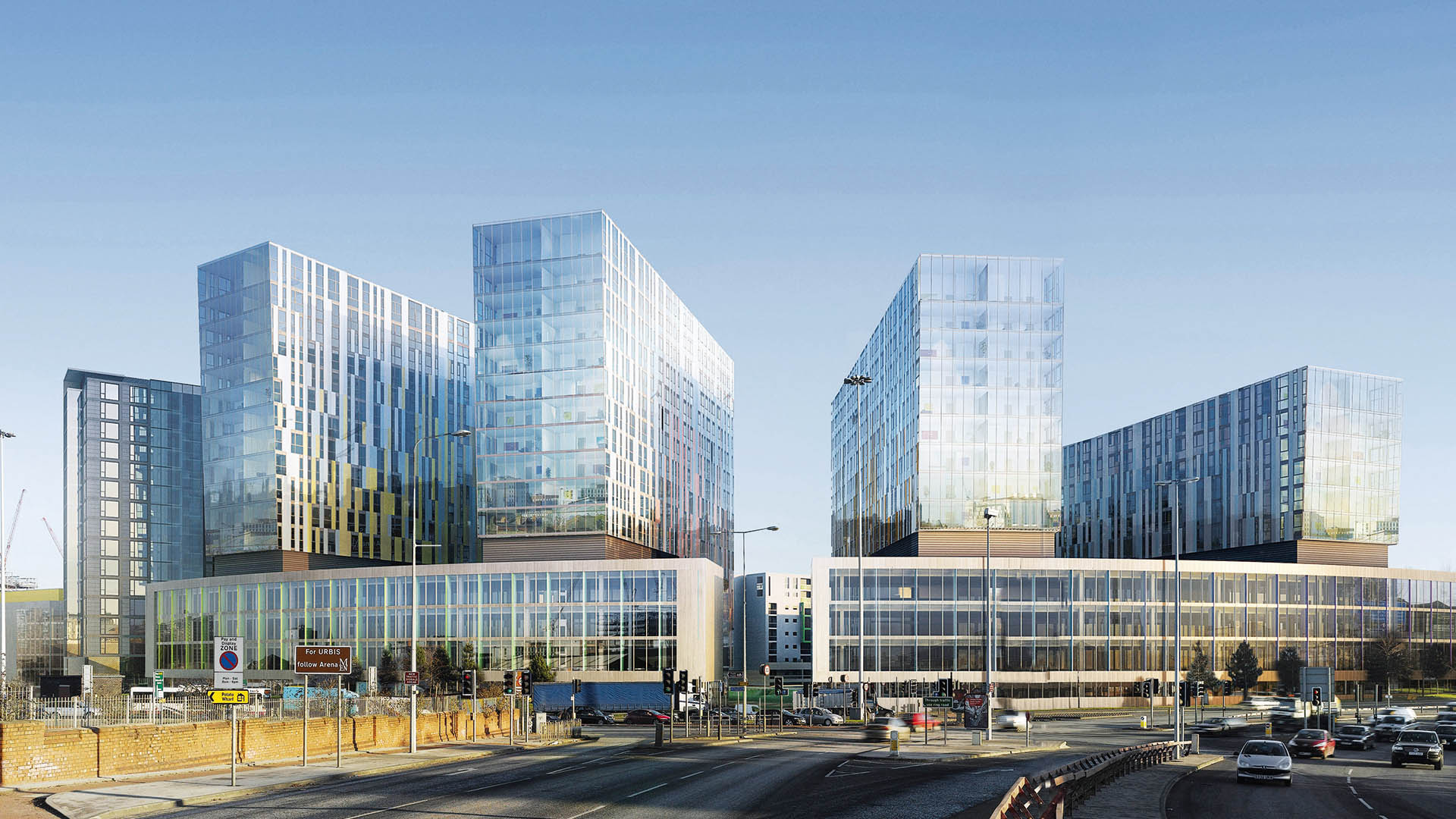 Potato Wharf Residential Ahr Architects And Building