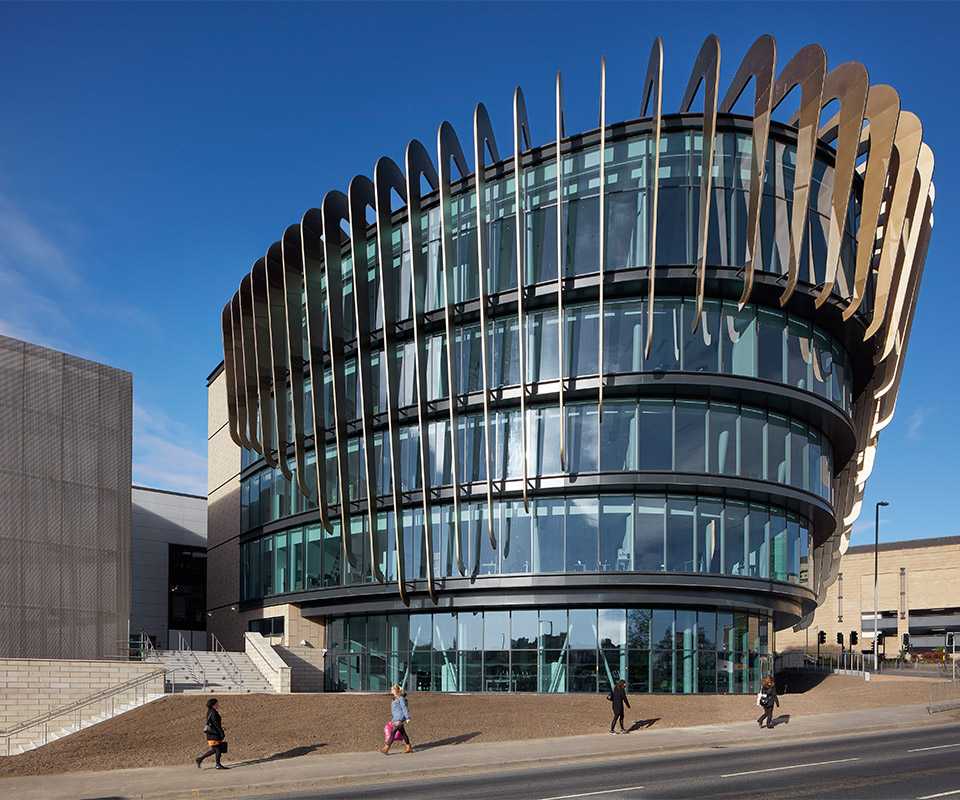 In Idle West Yorkshire: Oastler Buidling Shortlisted In LABC Building Excellence