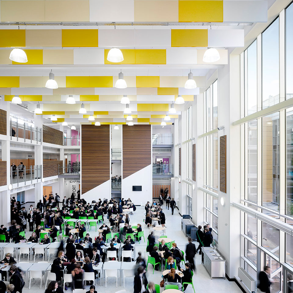 The Design Is Based On An Offsite Manufactured Kit Of Parts Concept That Can Be Used Other School Buildings Thereby Increasing Value For Money And
