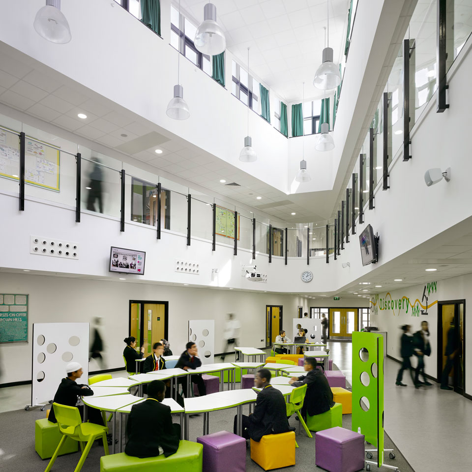 Crown Hills Community College Education Ahr Architects And Building Consultants